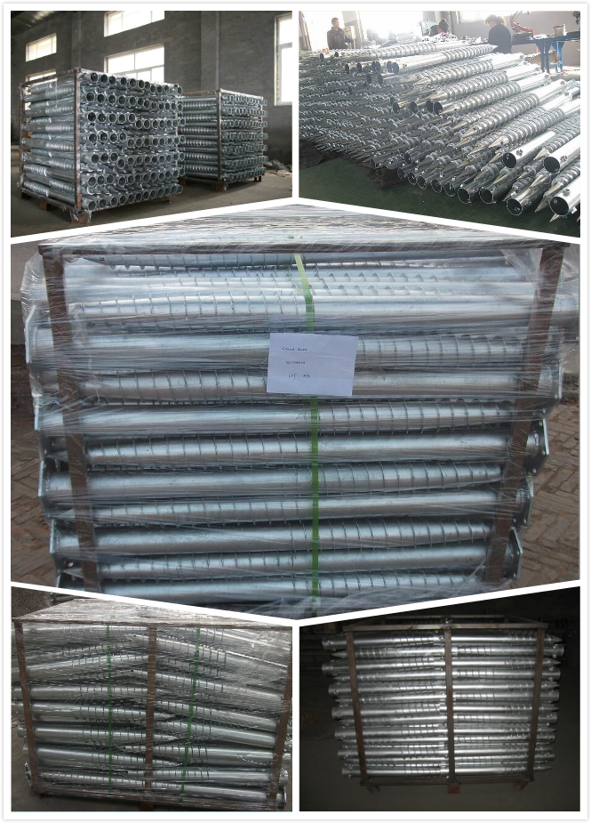 Helical Piers For Sale