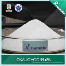 Suministro 99,6% Min Oxalic Acid 6153-56-6