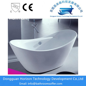 Affordable acrylic  tubs freestanding  bathtub