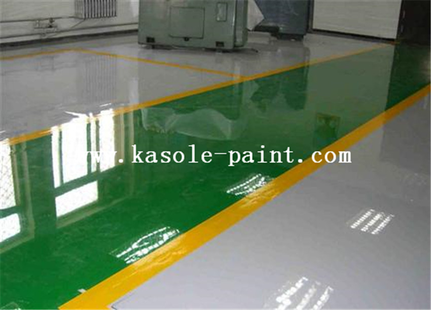 Epoxy Color Sand Floor