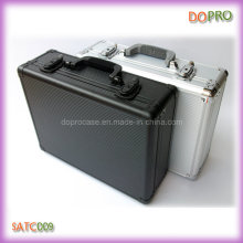 Striped ABS Material Aluminum Tool Box (SATC009)