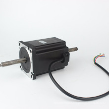 Nema34 linear guide rail stepper motor with chinese supplier