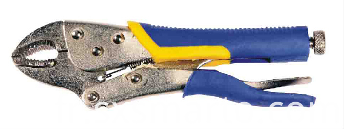 Chrome Plated Locking Pliers