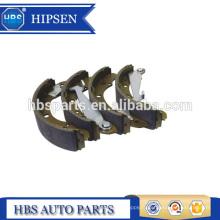 Patins de frein OEM NO 1H0698525 / 6Y0609528A / 357689528 pour AUDI / SKODA / VW
