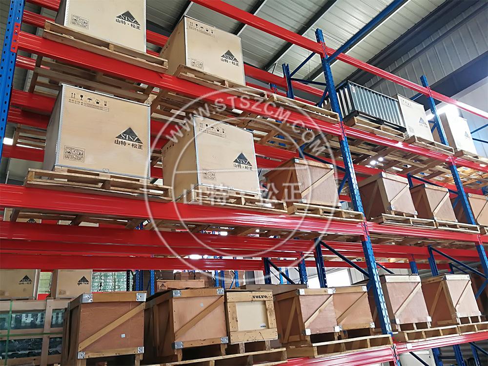 komatsu parts STSZ warehouse