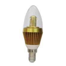 Lumière de bougie de LED SMD E14 Dimmable LED