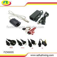 Adaptador USB a 2.5 / 3.5 SATA IDE Converter
