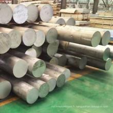 Barre d'aluminium 7075 T652