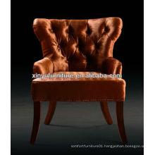 Hot sale european hotel guest room chair XY2425