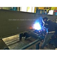 OEM Vorgefertigte Stahlwerkstoffe Fertigung für Metall Produkt