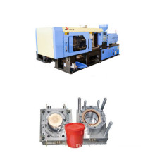 Máquina de moldagem por injeção para tambor de plástico