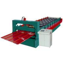 Máquina formadora de rollos de acero corrugado