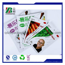 China Manufacturers Bottom Gusset New Product Aluminum Foil Bag Seed Bag