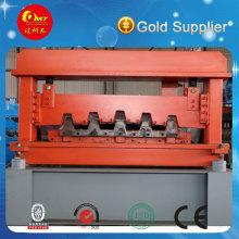 Machine de formage de rouleaux de plancher de plancher automatique automatique de plancher de PLC