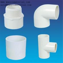 Heiße und kalte Wasser CPVC weiblich Thread Kunststoff-Rohr-Fitting