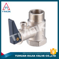 Válvula de segurança de bronze TMOK para válvula de segurança de liberação de aquecedor de água CE aprovado