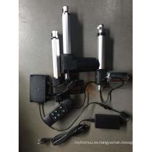 3 actuadores para la cama médica o eléctrico