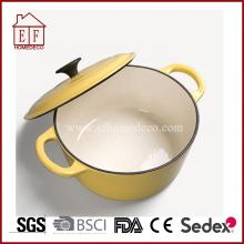 Jual Hot Cast iron Enamel Casserole