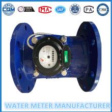 Dn200mm Größere Durchmesser Eisen Material Woltman Wasserzähler