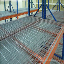 Galvanized Steel Grating for Racking Warehouse