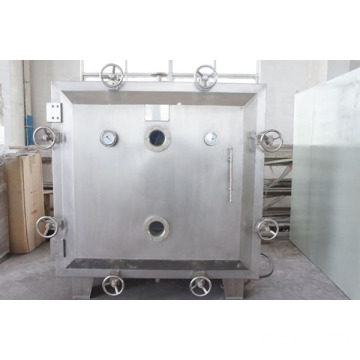 Round Hot Water Jacketed Drying Machine