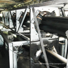 Oil-Resistant Pipe Conveyor System for Oil&Gas