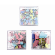 Color offcie binder clip