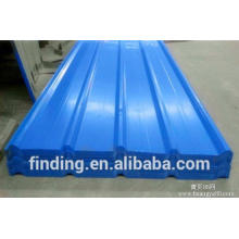 China color steel roof sheet corrugated roof or wall panel