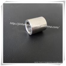 Raccords de fil intérieur en acier inoxydable