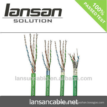 Cat6a sftp lan cable de lansan