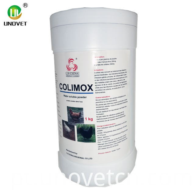 20% Amoxicillin Soluble Powder