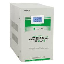 Custom Jjw-3k Monofásico Série Precise Purified Voltage Regulator / Stabilizer