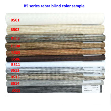 Zebra Roller Shade Hot Sales Day and Night Roller Blind Fabric