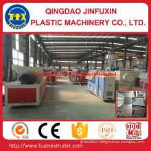 PVC Construction Crust Foam Board Extrusion Line