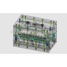 plasitc плесень инъекции формовки 3D дизайн услуги чайник (OEM)