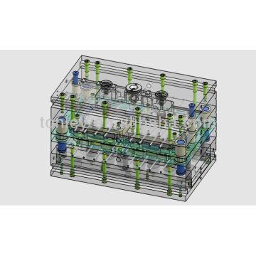 plasitc mold injection molding 3D design services maker (OEM)