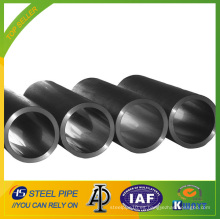 Tubo de acero de aleación sin soldadura DIN 17175 15Mo3