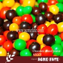 Compound billig Süßigkeiten Ball Schokolade Erdnüsse
