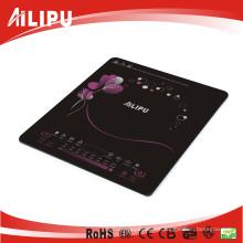 Cocina de inducción Ultra Thin Touch Control de encimera Sm-A37s