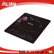 Sensor Touch Smart Induction Cooktop