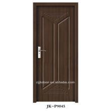 2013 porte-portes populaires Chine pvc porte en bois