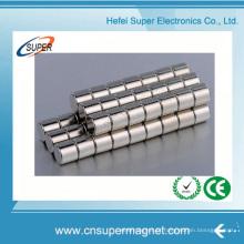 Ímãs de neodímio de cilindro promocional (50 * 40mm)