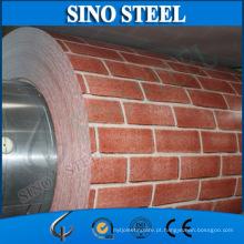 Dx51d PPGI PPGL galvanizado aço prepainted PPGI