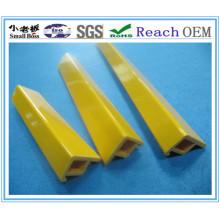 Tiras plásticas de extrusión de productos plásticos