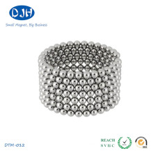 Permanenz NdFeB Magnet Magnetische Kugel geformt