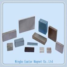 N40 NdFeB Permanent Bar Magnet for Servo Motors