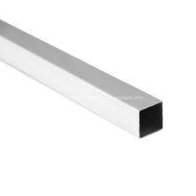Shower Square Support Bar Pipe 15mm/19mm