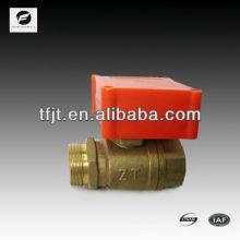 Válvulas de actuador eléctrico de 2 vías 12v 1/2 inc 1 pulgada CWX10