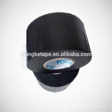 Qiangke бутилового каучука клейкая лента для труб черный ролик обертывание ленты