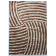 Populaire Polyester 3D Shaggy Rug
